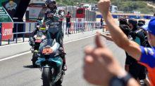Moto - MotoGP - Andalousie - Le GP d'Andalousie : records, précocité et triplé en chiffres
