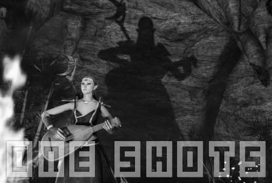 One Shots: Shadow play