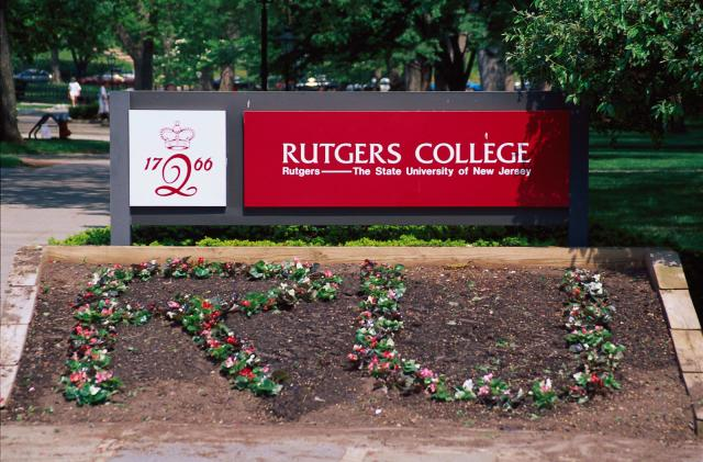Rutgers professor forced to take psych evaluation over tweets