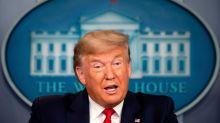 Trump Goes Full 'Shock Doctrine' As Pandemic Rages