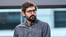 Louis Theroux removed piece of finger in cooking accident
