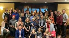 Niagara MPP Sam Oosterhoff faces backlash over packed group photo with no masks