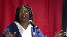 Whoopi Goldberg dismisses controversy over bride costume for children: 'What the hell?'