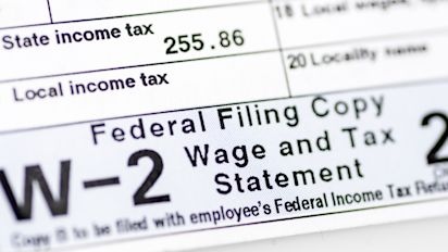 Taxes 2020: What you need to know about your W-2