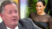 Piers Morgan criticises 'woke princess' Meghan Markle, calls racist abuse claims 'nonsense'
