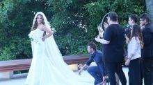 O casamento de Nicole Bahls em fotos