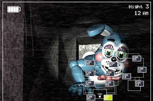 Animatronics stalk Steam again in Five Nights At Freddy's 2