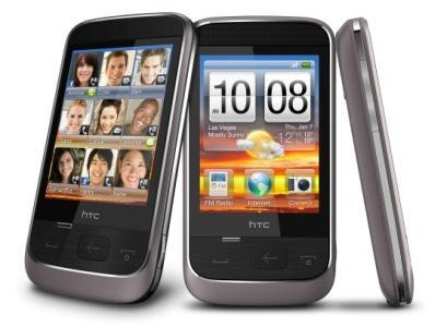 HTC Smart is, ironically, company's first dumbphone