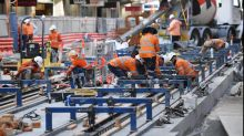 Unemployment near a five year low at 5.4%
