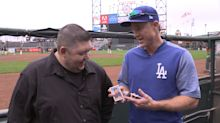 Chase Utley, a Jheri curl and a four-letter word on '25-Year-Old Baseball Cards'