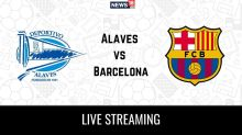 La Liga 2020-21 Alaves vs Barcelona Live Streaming: When and Where to Watch Online, Prediction, Team News