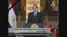 Egypt mosque terror attack