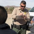 Opinion: On Patrol In Customs and Border Protection's Yuma Sector