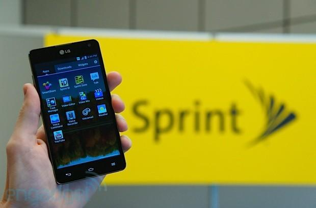 LG Optimus G brings 13 megapixels of shooting prowess to Sprint on November 11th for $200