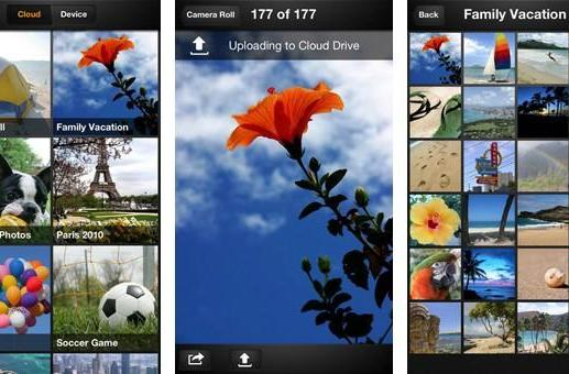 Amazon Cloud Drive Photos gives iOS users one more safety net