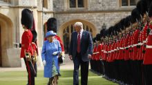 President Trump accepts Queen Elizabeth's invitation to visit U.K.