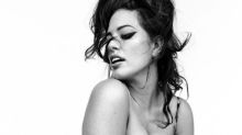 Ashley Graham looks like a total bombshell in unretouched photo shoot