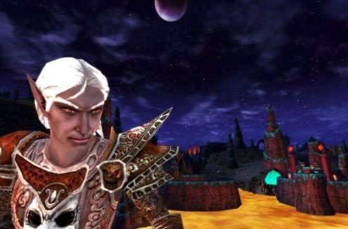Turbine releases DDO screenshots of Drow race
