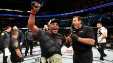 UFC 210: Daniel Cormier submits Anthony Johnson again, Johnson announces retirement