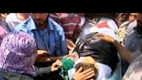 8-year-old boy killed by Syrian forces