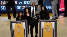 Kobe Bryant será padre por cuarta vez