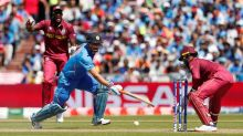 Watch: Dhoni survives as Shai Hope makes a stumping blunder