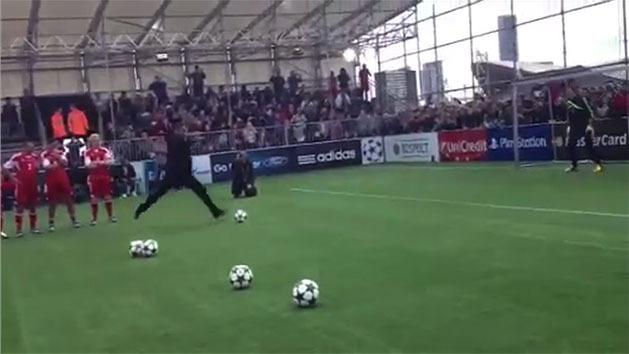 Will Smith's terrible penalty