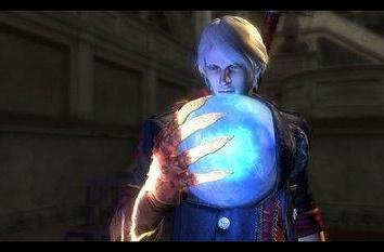 First DMC4 playable Dante gameplay footage