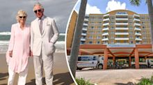 Inside the $130 a night hotel that hosted Prince Charles