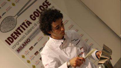 Franco Aliberti: tutto sul giovane chef