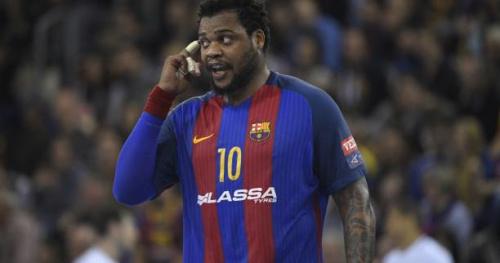 Hand - ESP - Le FC Barcelone titré