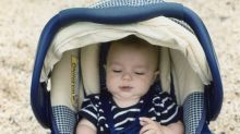 Grief-stricken mum's warning after 17-month-old daughter died napping in car seat