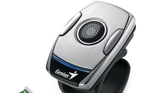 Genius to show off Ring Mouse sequel, Windows 8 and gaming peripherals at CES