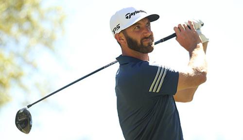 Golf: Johnson steuert dritten Saisonsieg an