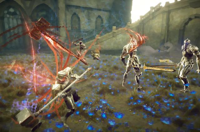 'Babylon's Fall' will put a co-op twist on the PlatinumGames formula