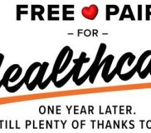 """Crocs' """"Free Pair for Healthcare"""" Program Returns to Thank and Celebrate our Heroes in Healthcare"""
