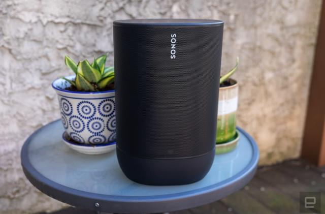 Sonos sues Google for allegedly copying its speaker technology