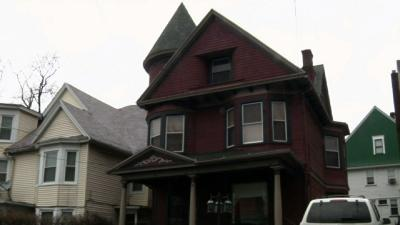 'Slightly Haunted' House for Sale