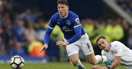 Foot - Transferts - Transferts Ross Barkley (Everton) dément avoir passé une visite médicale à Chelsea