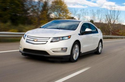2014 Chevy Volt to be priced at $34,995