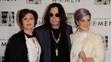 Ozzy Osbourne dozes off during 'Celebrity Watch Party'