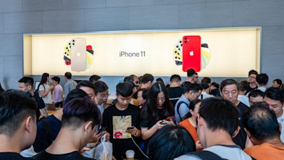 These Apple iPhones are already sold out in China