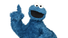 Bring home your own Cookie Monster courtesy of Hasbro's HasLab