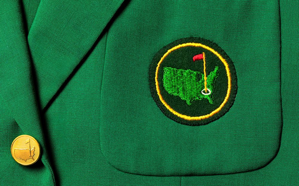 Very few people are fortunate enough to be able to wear the famous green jacket - 2016 Peter Dazeley