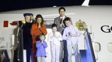 PHOTOS: Prime Minister Justin Trudeau tours India with family