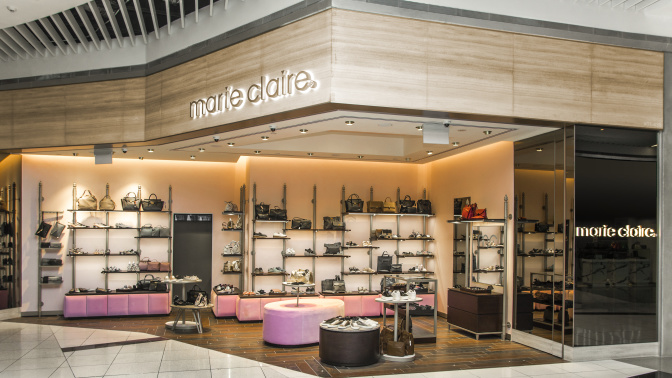 Marie Claire opens flagship store at Suntec City
