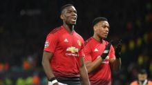 Foot - ANG - MU-Tottenham - Compositions de Manchester United-Tottenham:Pogba, Martial, Lloris, Sissoko et Ndombele titulaires
