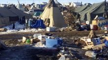 Deadline to leave pipeline protest camp won't be extended