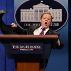 """""""SNL"""" bid a hilarious farewell to Sean Spicer, and we'll kind of miss you, Spicey"""