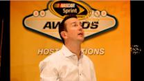 Drivers audition to host the NSCS awards